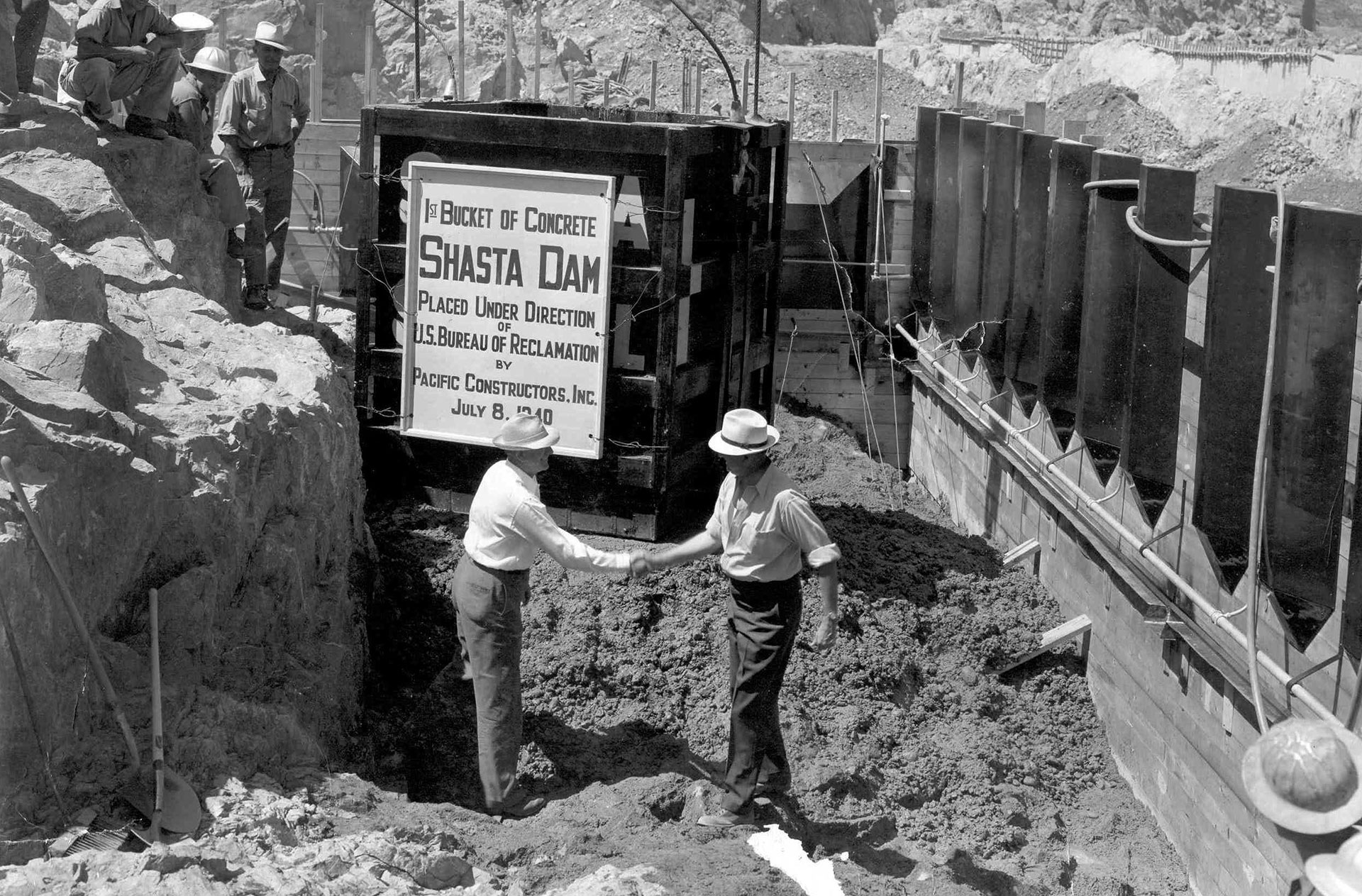 The Great Era of California Dam Building May Be Over  Here's