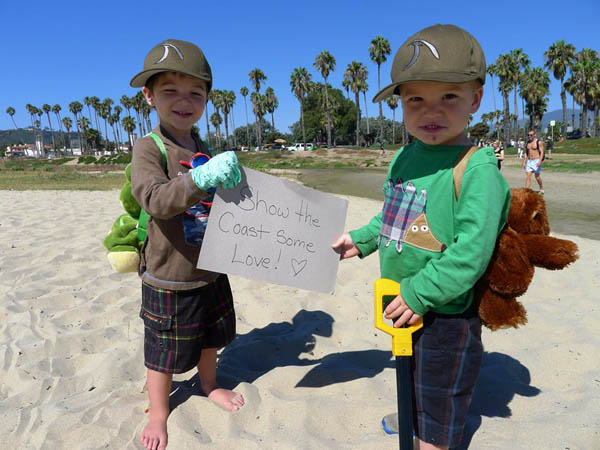 Your Guide to California's 2018 Coastal Cleanup Day