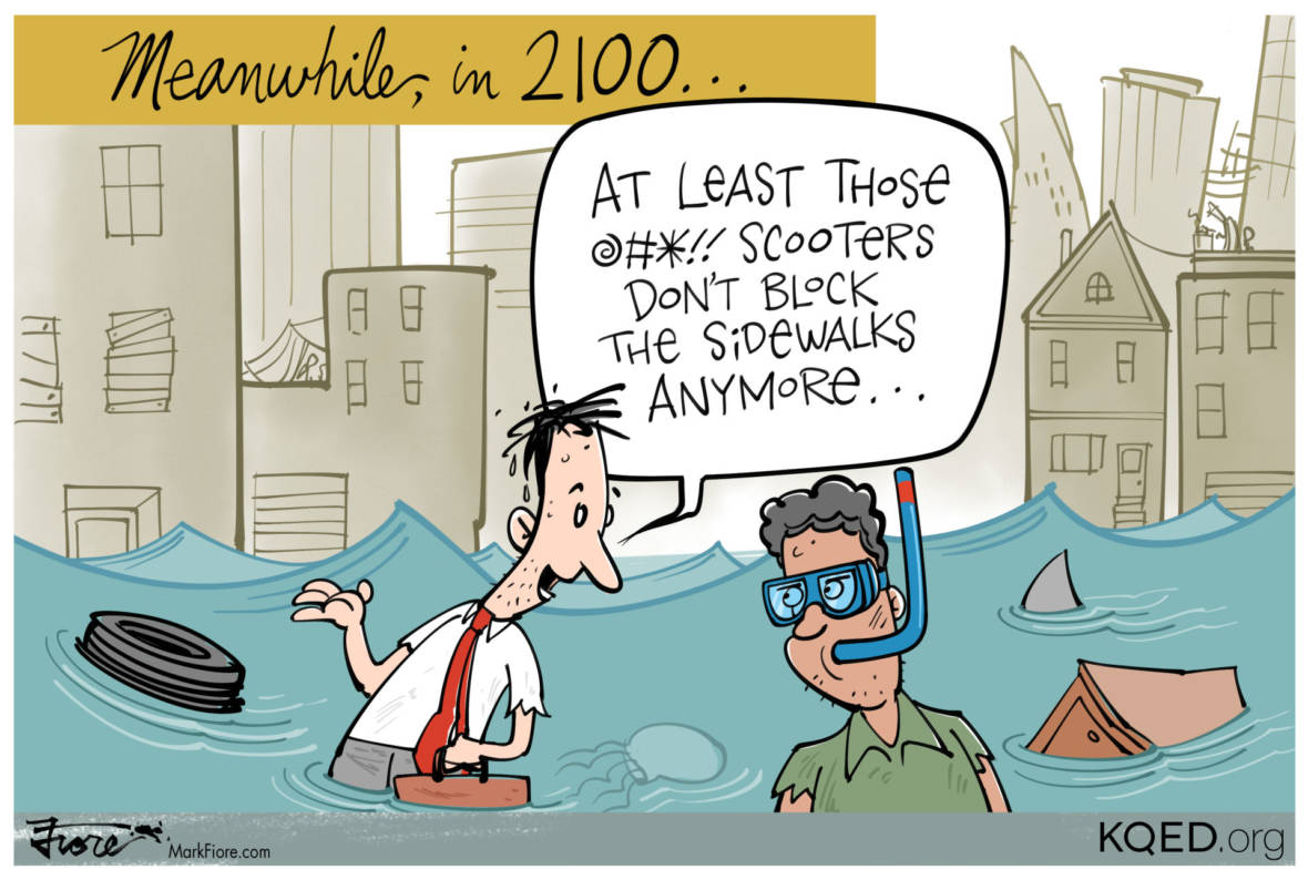 7 Climate Change Cartoons From Pulitzer Prize Winner Mark Fiore