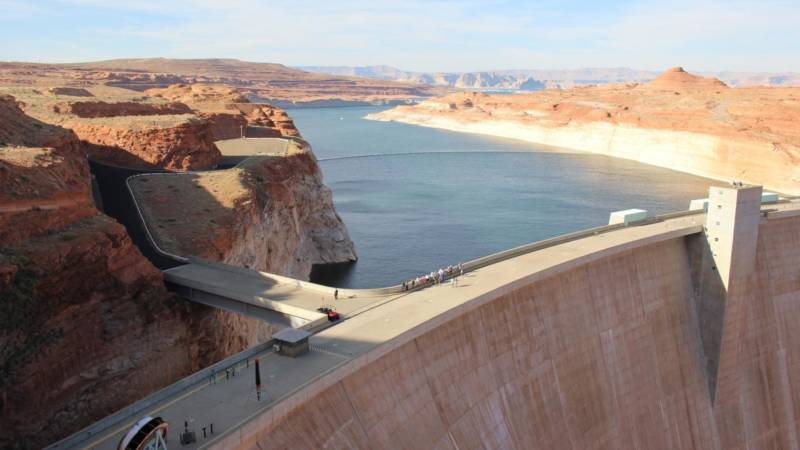 States Take On Urgent Negotiations To Avoid Colorado River Crisis
