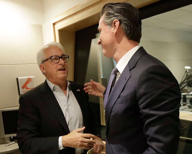 Fact-Checking California Governor's Debate on KQED: Climate and Energy