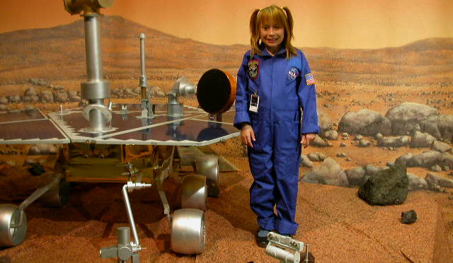 Someone's Kid is Gonna Name the Next Mars Rover. Why Not Yours?