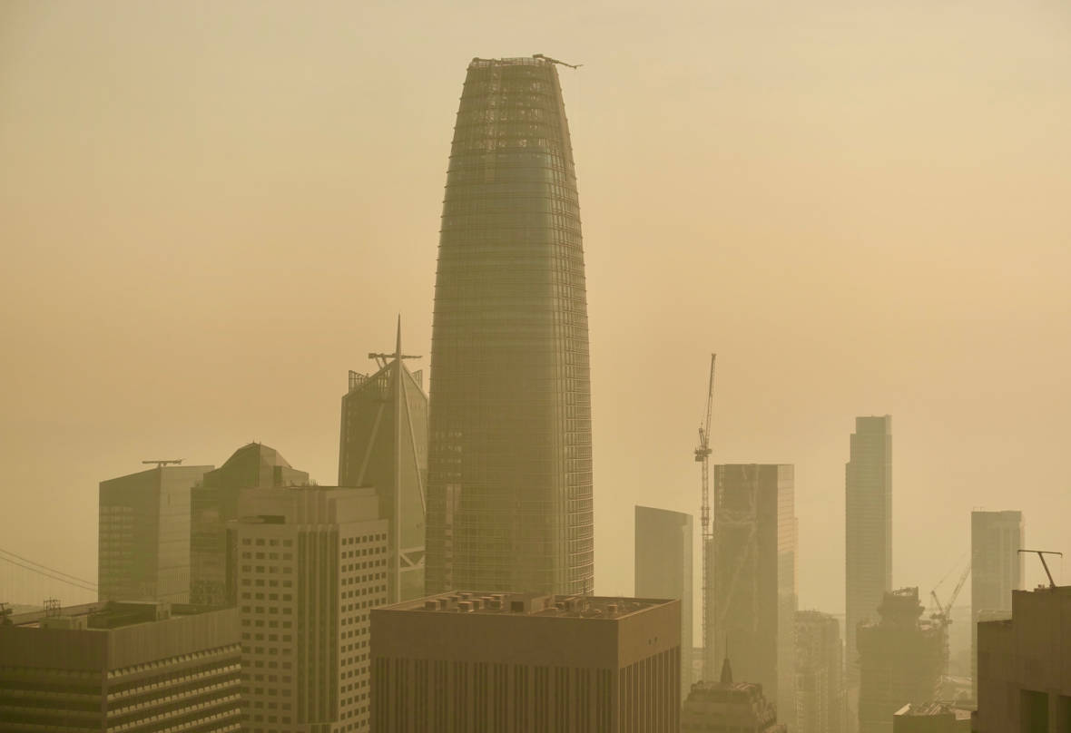 Bay Area Air: No Immediate Relief in Sight