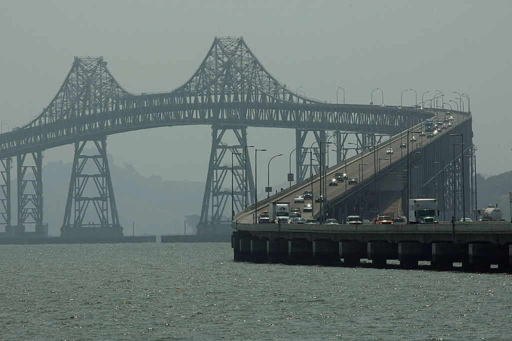 MAP: Here's Your Current Air Quality Report for the Bay Area