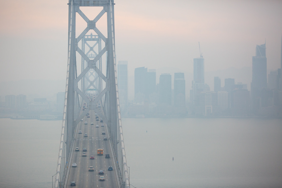 What You Need to Know About the Bay Area's Current Abysmal Air Quality