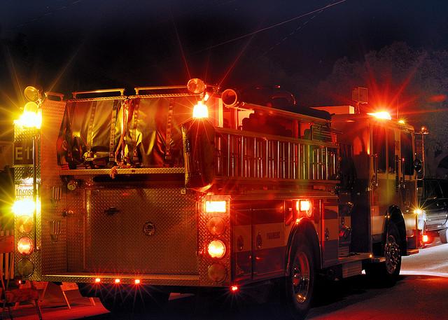 St. Francis Pavilion 911 Call
