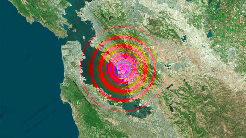 Do Little Earthquakes Mean the Big One Is Close at Hand