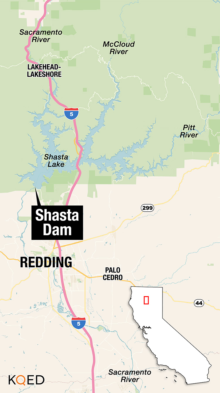 Shasta Dam Project Sets Up Another Trump-California Showdown