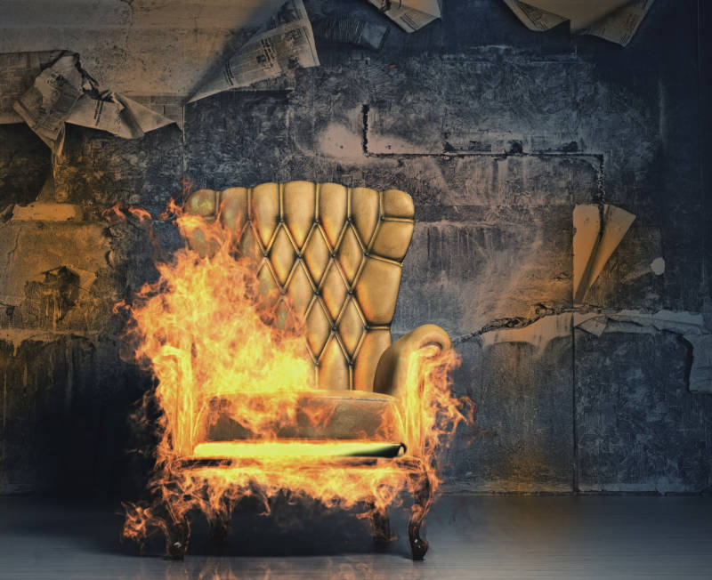 When It Comes to Flame Retardants, New Chemicals, New Problems