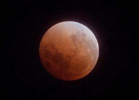 Total Lunar Eclipse that took place exactly 19 years ago, on January 20, 2000.