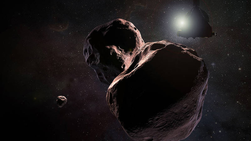 New Horizons Kicks Off 2019 With Ultima Thule Encounter