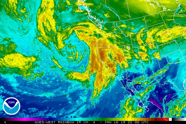 Bay Area Storm Turns Deadly