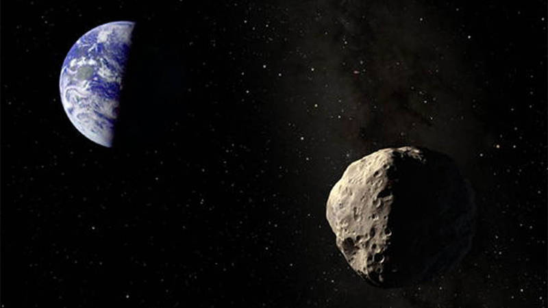 This Asteroid Won't Hit Earth, But It's Coming Pretty Dang