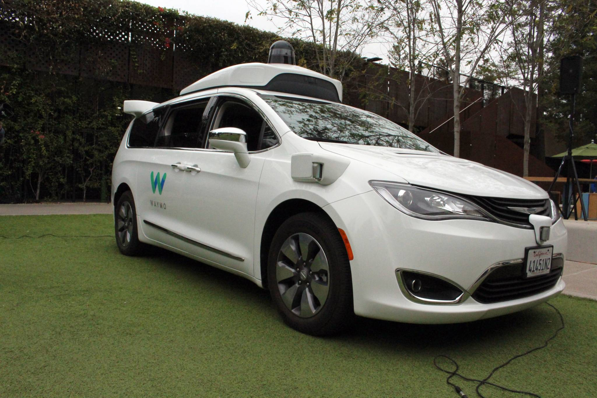 California Pushes Ahead With Self-driving Vehicles | KQED