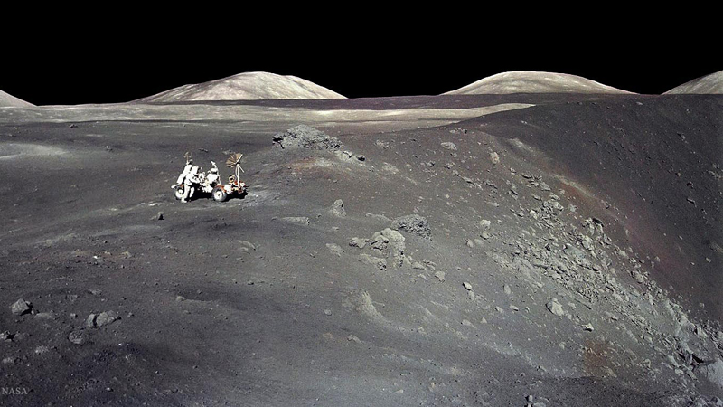 What's Left for Us to Do on the Moon, Anyway? Plenty, It Turns Out