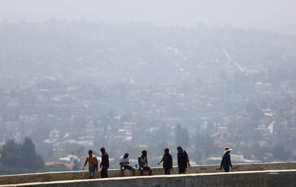 Cracking the Potentially Deadly Connection Between Air Quality and Coronavirus | KQED