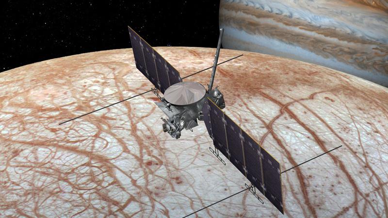 NASA's Europa Clipper Is A Go