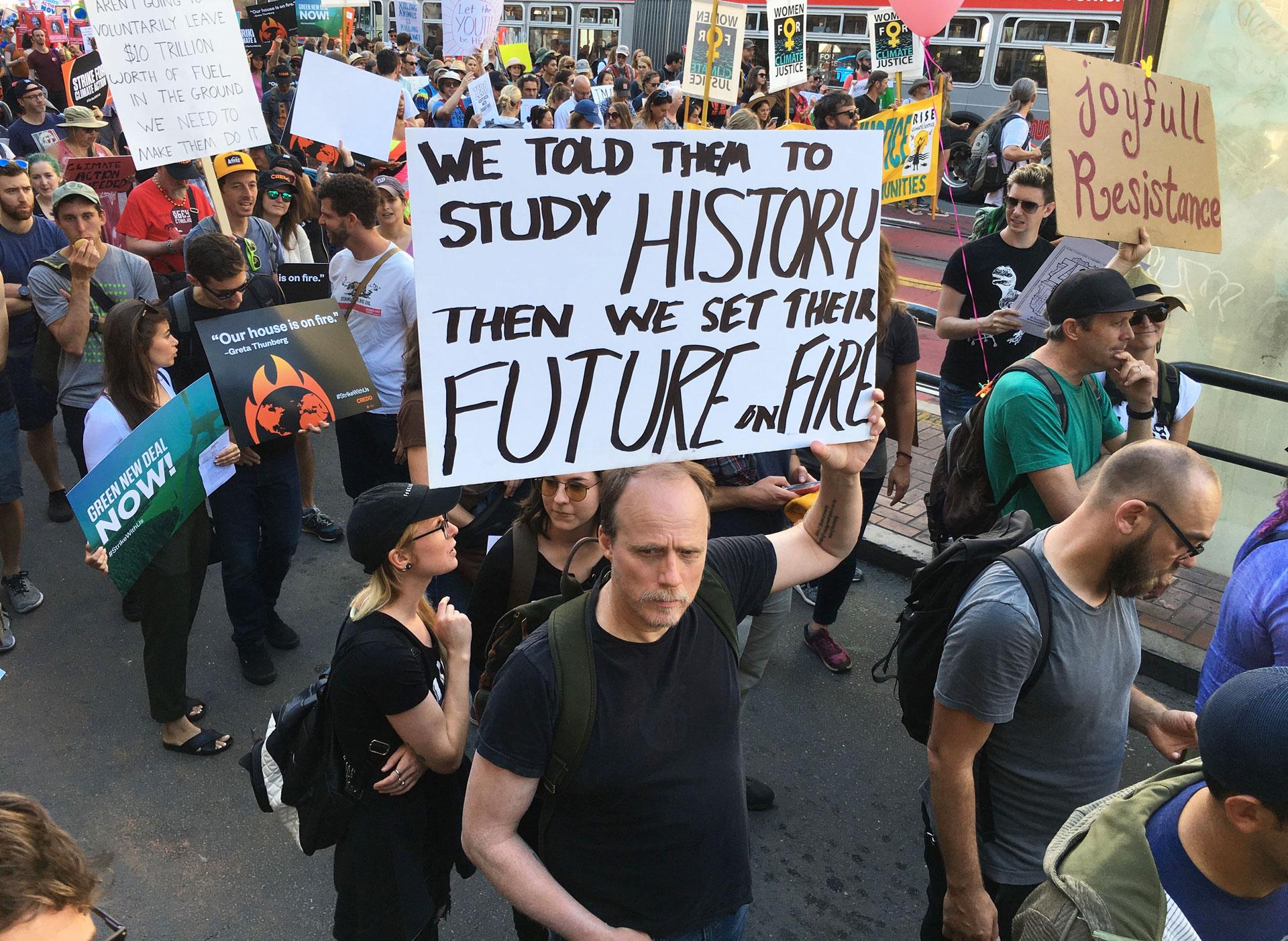 Image result for climate strike