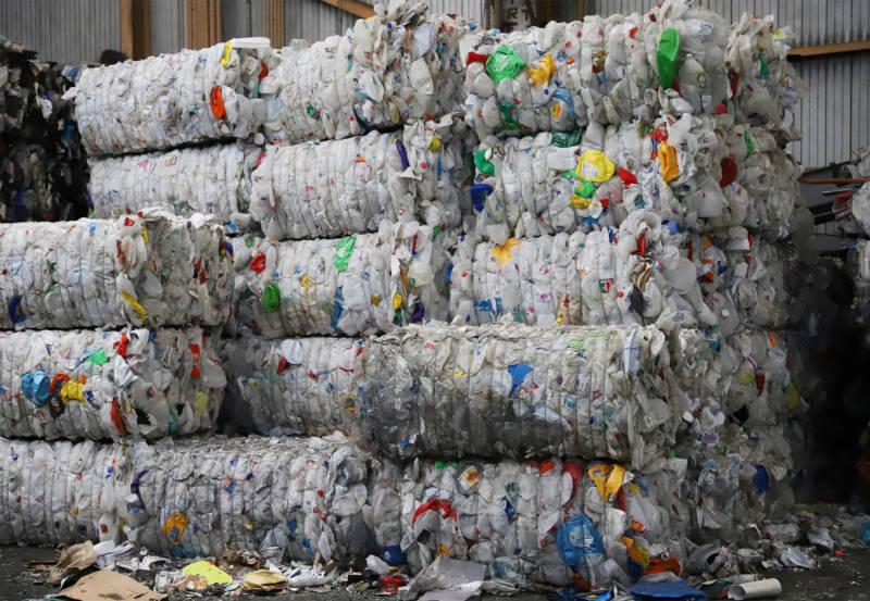 California Lawmakers Punt On Landmark Plastic Pollution Bill