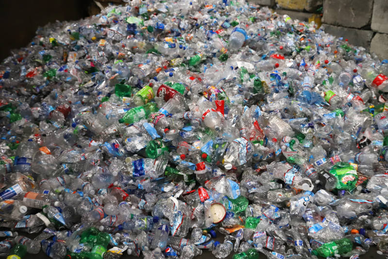 California Bill Puts Recycling Onus on Plastic Manufacturers