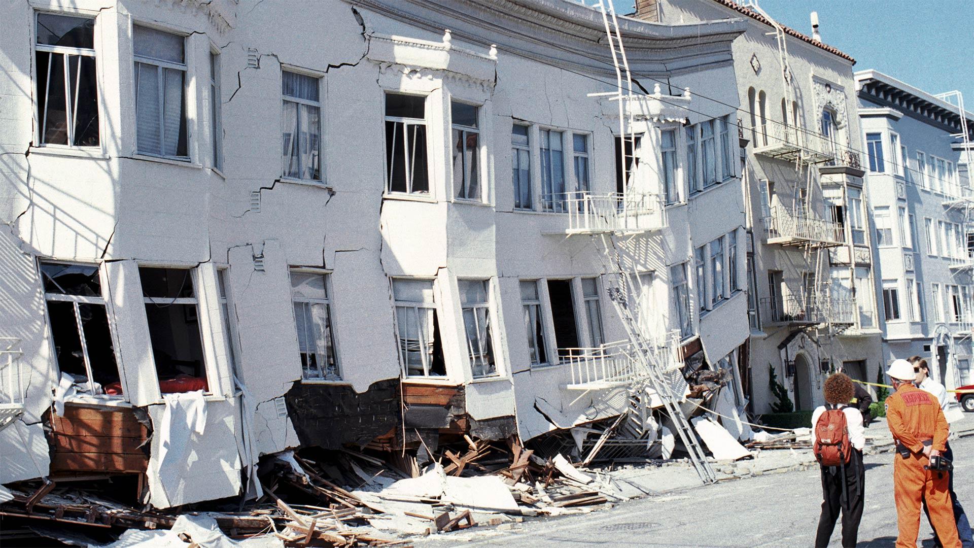 Loma Prieta 1989