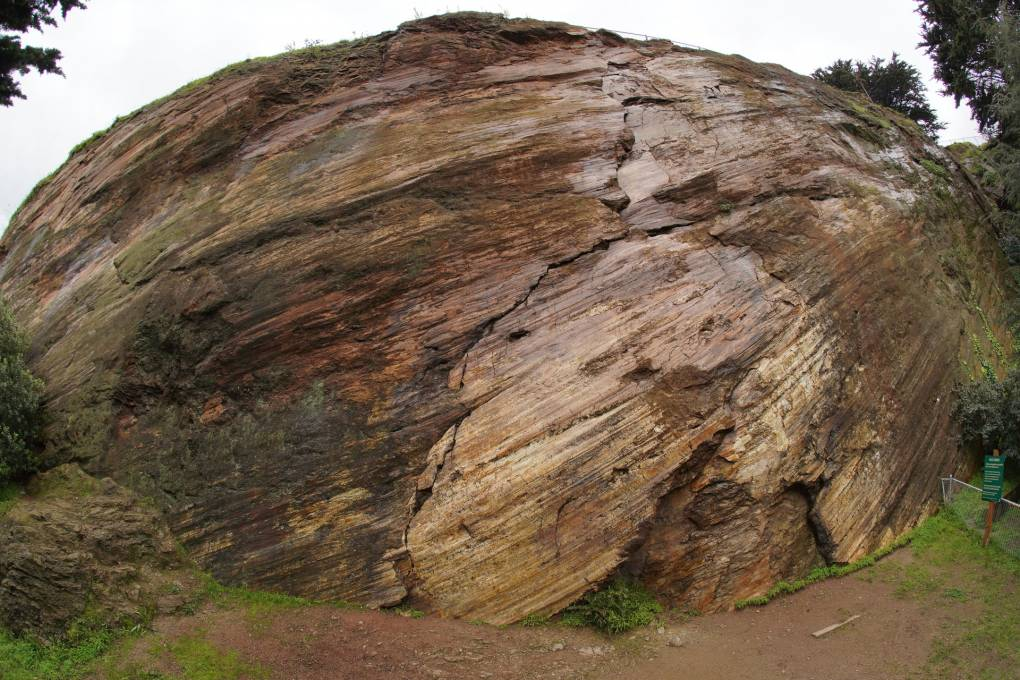 Take a Google Earth Tour of the Bay Area's Most Epic Rock Formations