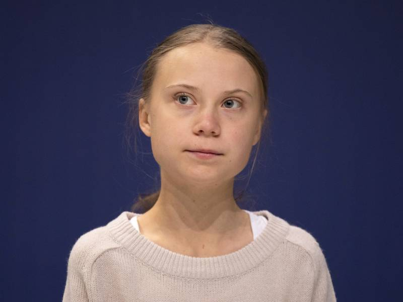 After Greta Thunberg Wins 'Time' Honor, Trump Suggests She Work on 'Anger Management'