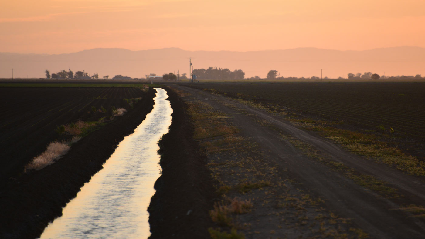 Will California Drought Force Changes In Historic Water Rights?