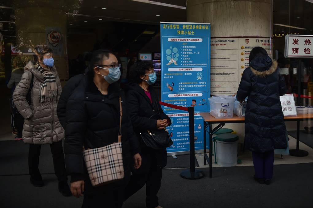 First U.S. Case of New Coronavirus Detected in Washington State
