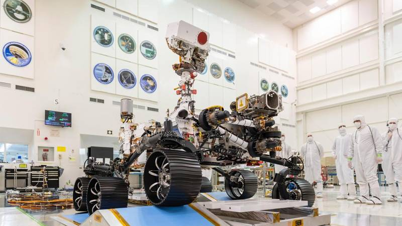 Vote Here for the Name of New Mars Rover. Polls Close Monday Night!