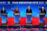 Here's Where Each of the Presidential Candidates Stands on Climate Change