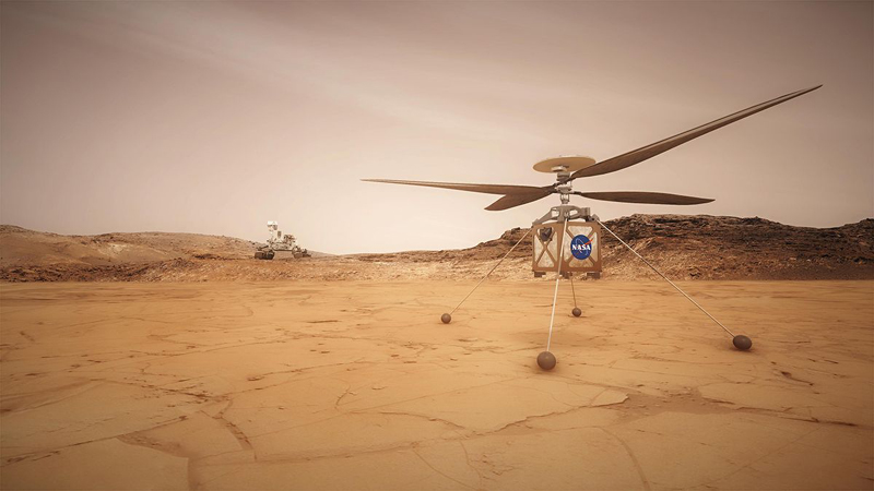 Watch Live Coverage of Mars Rover Perseverance Landing | KQED