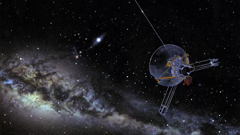 Meet the Interstellar Five, Robotic Explorers Venturing Far, Far From Earth | KQED