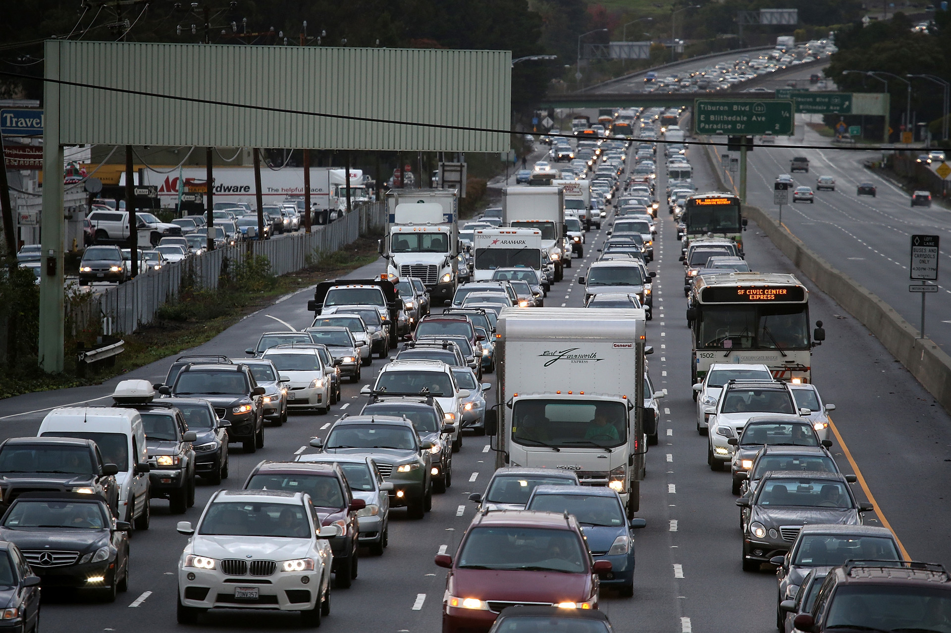EPA Set to End California Authority Over Car Emissions