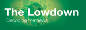 Logo for The Lowdown