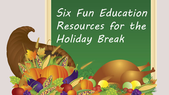 six fun education resources for the holiday break videos