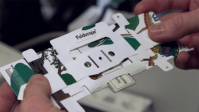 The Foldscope