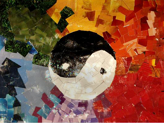 Mosaic Value Collage by Adam B