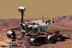 Mars Trek: The Next Generation