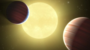 Kepler Scientists Find New Planetary System