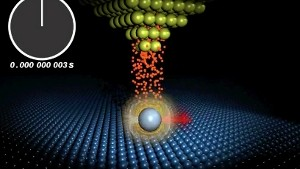 Scientists Manipulate Atoms in Real Time