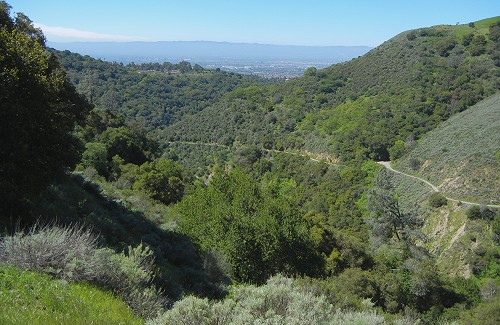 santa clara valley view