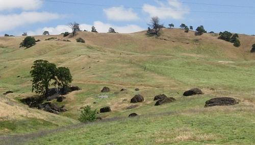 putnam peak basalt