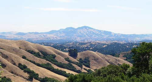 mount diablo siesta valley