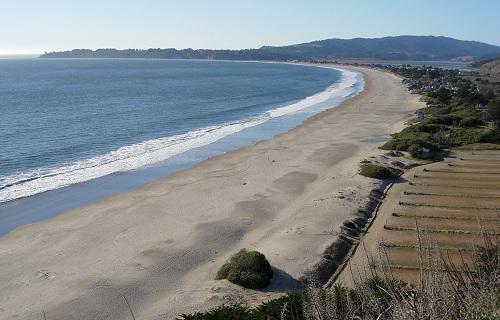 stinson beach view