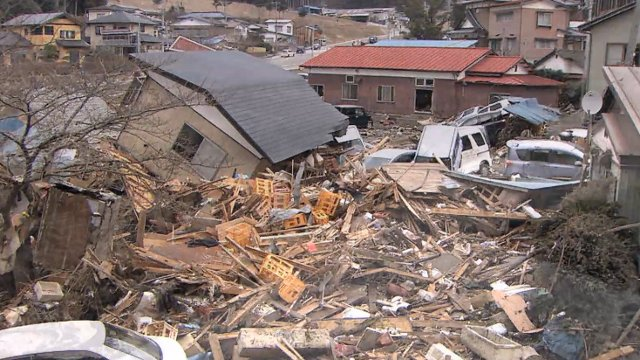 megathrust earthquake
