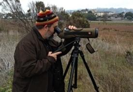 Kevin McKereghan, Audubon volunteer