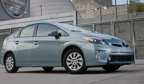 Plug-In Prius. Photo: Car and Driver