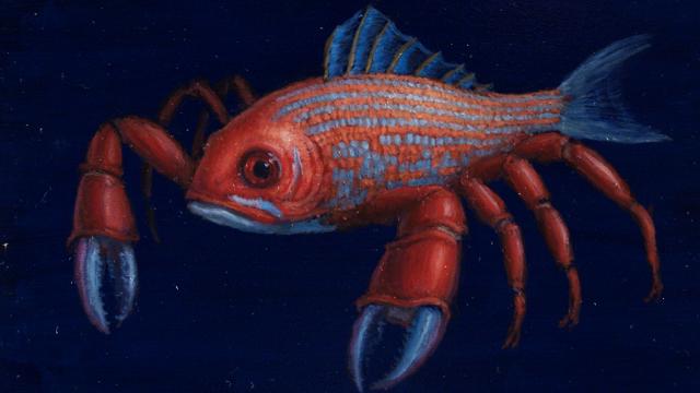 Crabfish - Sandra Yagi