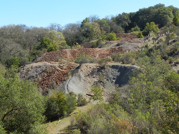 Geological Outings Around the Bay: New Almaden | QUEST